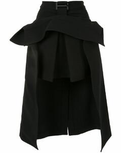 吊扣風衣半身裙
