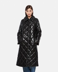 DOROTHEA QUILTED LONG COAT