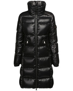 Moyadons Nylon LaquéDown Coat
