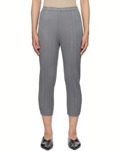 Rose-print crinkle-velvet balloon-sleeve dress