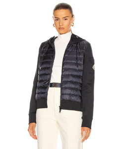 Maglia Cardigan Jacket in Navy