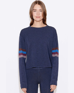 Stripes Easy Pullover