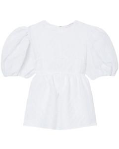 疊層襯衫裙