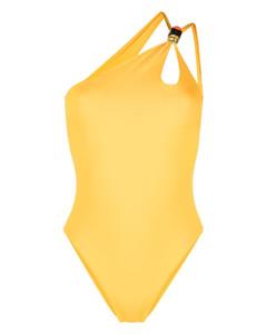 Eva organic cotton-jersey top