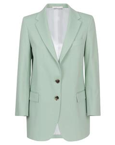[Set] Comfort Ribbon Detail Top + Slim Pants_Black