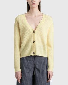 Soft Wool Boxy Cardigan