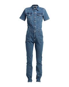 Bardot faux leather off-the-shoulder dress