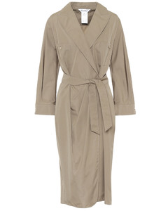 Calia cotton wrap dress