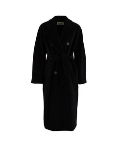 Madame wool coat