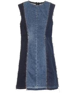 BlåKonst denim minidress