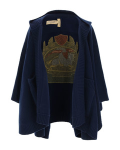 Capes Burberry for Women Navy