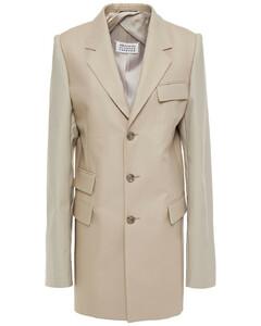 Woman Stretch-cotton Twill Coat