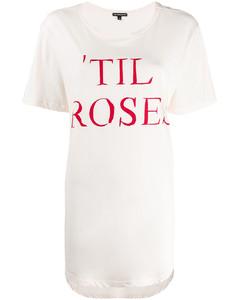 Aspen green printed dress