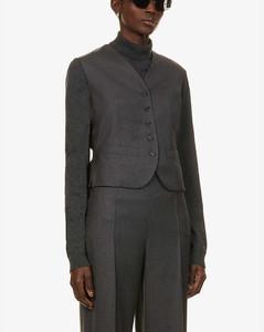 Vega wool waistcoat