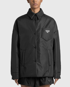 Re-nylon Blouson Padded Jacket