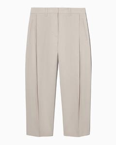 罗纹针织打底裤