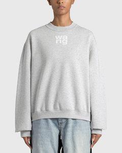 Heavy Brushed Terry Sweatshirt