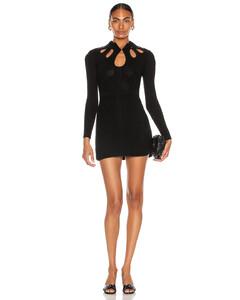 Knit Tunic in Black