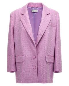 Stirling padded cotton-blend coat