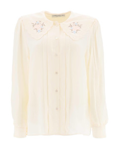 Shirts Alessandra Rich for Women Cream