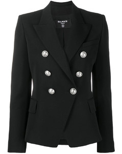 双排扣西装夹克