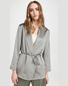 棉质长罩衫裙