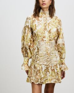 Bernadette Corset Mini Dress