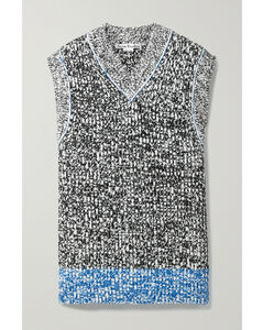 Oversized Knitted Tank