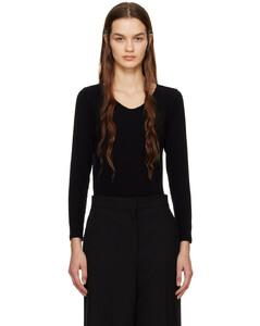 High-rise wool-blend flannel wide-leg trousers