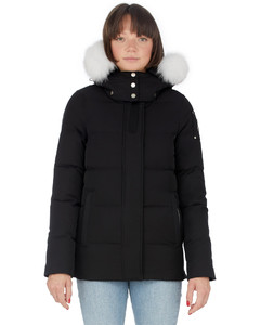 Astoria Jacket - Black/Natural