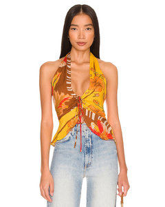 Life Oversized Intarsia Cotton And Cashmere-blend Sweater