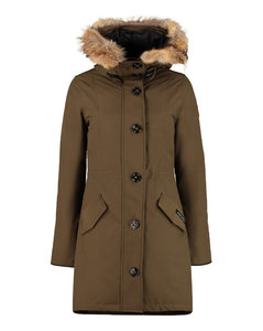 Rossclair Hooded Parka