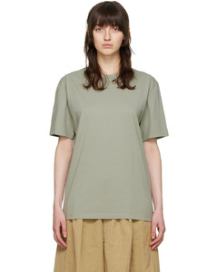 Skirt with all-over GG embroidery