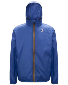 STRIPED DOUBLE-BREASTED JACKET