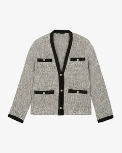 Vinie relaxed-fit woven jacket