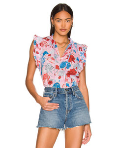 * Red tech down jacket