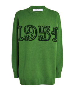 Wool-Cashmere 1951 Sweater