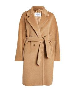 Camel Hair Belted Coat
