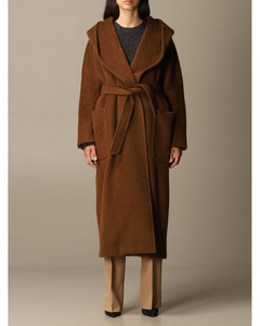 Gentile wool coat