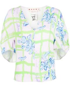 Re-Nylon bomber jacket