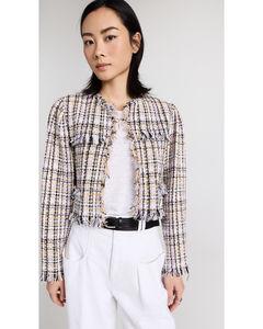 High-rise wide-leg wool pants