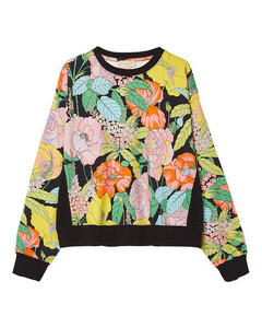 High-rise wide-leg wool pants