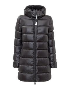 Denim divided skirt