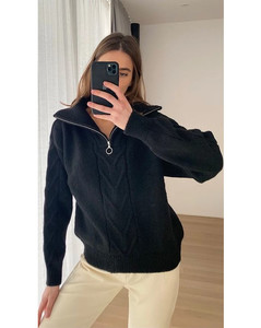Ada Sweater Black