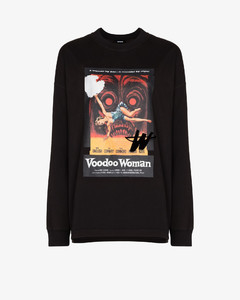 Horror Movie Sweater
