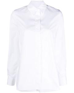 Striped Chiffon PlisséTop