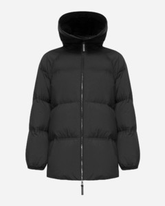 Malvi quilted nylon down jacket