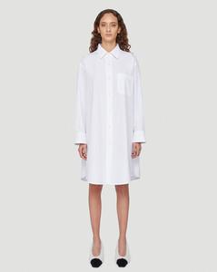 Oversized Classic Shirt in White