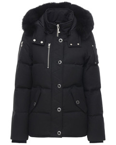 3q Cotton & Nylon Down Jacket