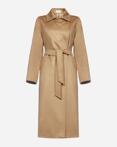 Manuel camel coat